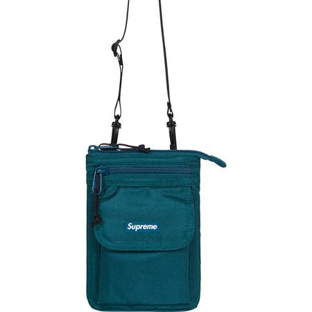 Supreme Shoulder Bag (FW19)- Dark Teal