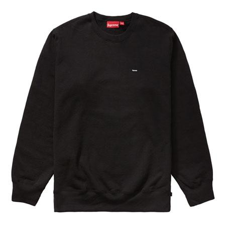 Supreme Small Box Crewneck- Black
