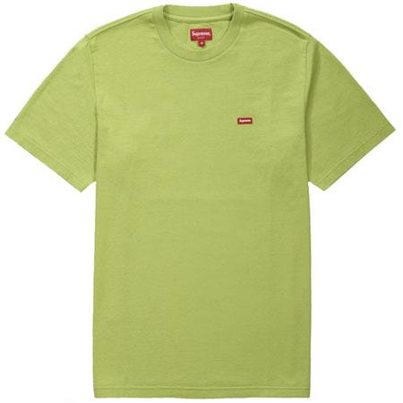 Supreme Small Box Tee (SS19)- Lime