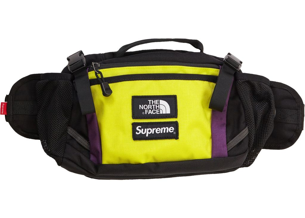 Supreme The North Face Expedition Waist Bag- Sulphur