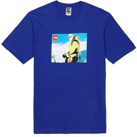 Supreme The North Face Photo Tee- Royal