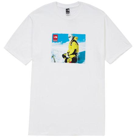 Supreme The North Face Photo Tee- White