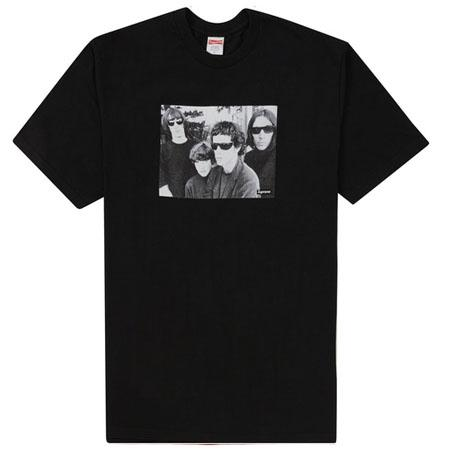 Supreme The Velvet Underground Tee- Black
