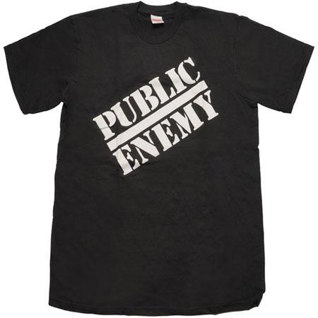 Supreme UNDERCOVER/Public Enemy Tee- Black