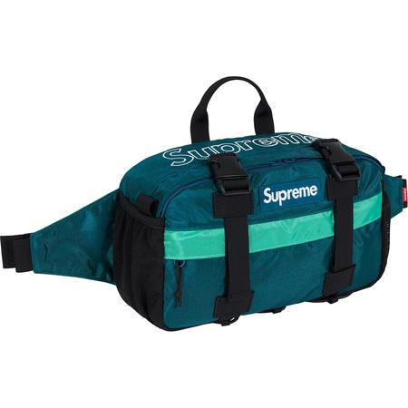 Supreme Waist Bag (FW19)- Dark Teal