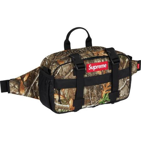 Supreme Waist Bag (FW19)- Real Tree Camo