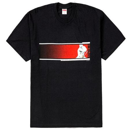 Supreme We're Back Tee- Black